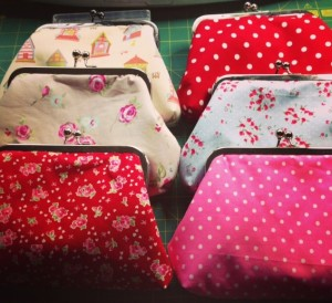 frame purses