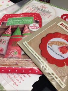 robin snowflake kits