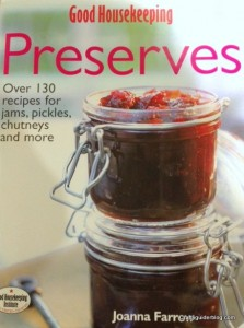 Good Housekeeping Preserves book