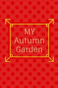 Autumn Garden Title