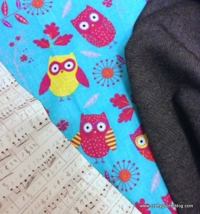 book bag tutorial fabric choices