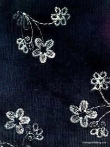simplicity 2828 fabric