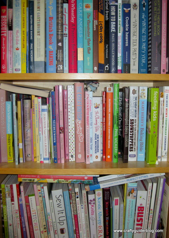 Craft and recipe books