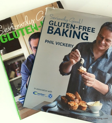 Gluten free baking Phil Vickery