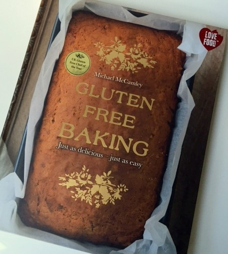 Review – Gluten Free Baking by Michael McCamley