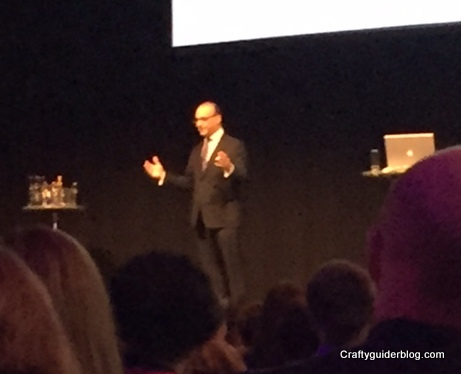Theo Paphitis #SBSevent2015