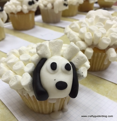 Chinese new year sheep cupcake 1 Guides