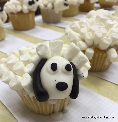 Chinese new year sheep cupcake 1 Guides