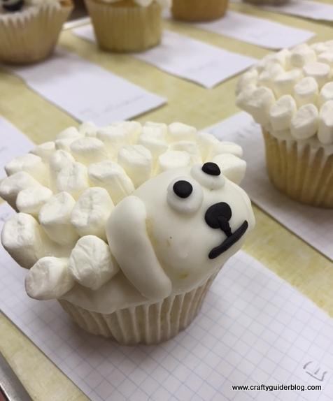 Chinese new year sheep cupcake 2 Guides