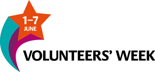 Volunteer's Week 2015