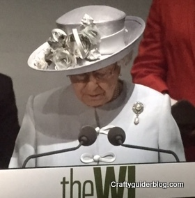 HM The Queen NFWI Centenary Annual Meeting
