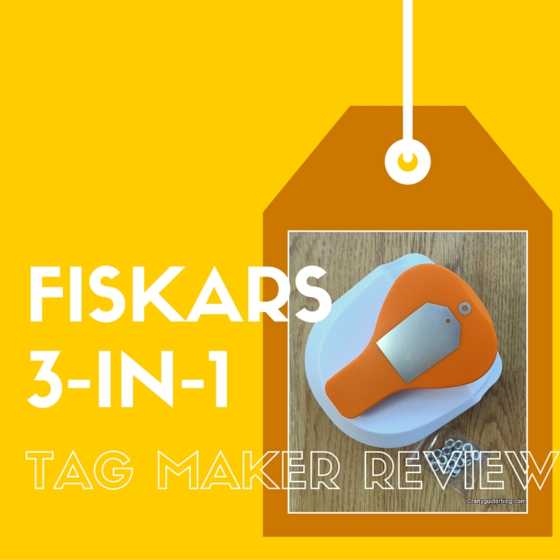 Fiskars 3-in-1 Tag Maker Review