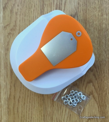 Fiskars simple 3-in-1 Tag Maker With Eyelets